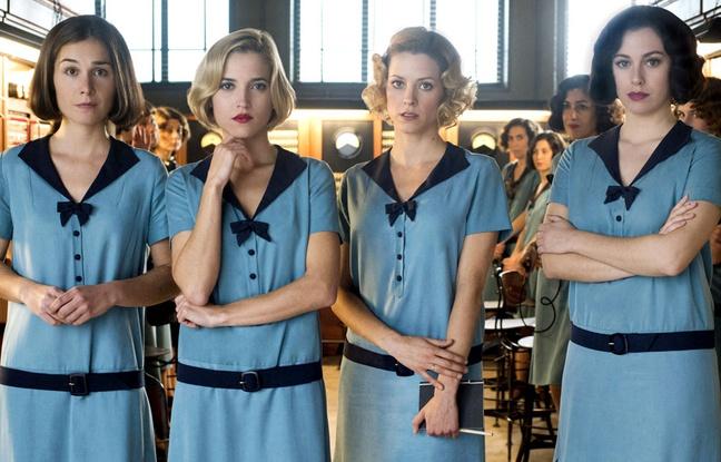 """""""Las chicas del cable"""" bientôt sur Netflix"""